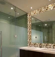 Mirrored Wall Tiles Sticker Tiles For Bathroom Aralsa Com
