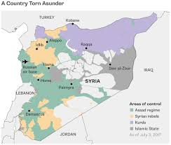 Syria War Map by Syria U0027s Civil War Bloomberg Quicktake