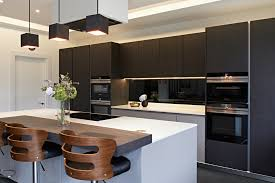 how to clean black gloss kitchen cupboards pros cons of matt kitchen cabinets and worktops designer