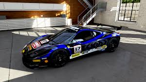 ferrari custom jackie heinricher u0027s ferrari 458 challenge car now available in