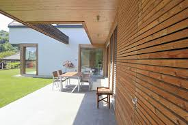 gamble roof a combination of a flat and gable roof modern glass houses kager