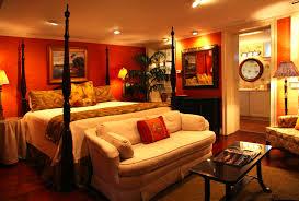 best colors with orange bedroom decor orange interior design