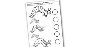 twinkl resources u003e u003e the very hungry caterpillar measuring