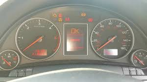 how to reset the service light on audi a4 youtube