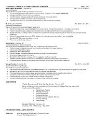Resume For A Cna Reason For Leaving Examples Coinfetti Co