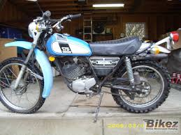 curtis m white uploaded this image to u00271976 yamaha dt175 u0027 see the