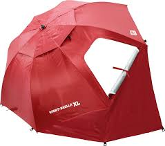 Kelsyus Premium Canopy Chair Red by Coolers U0026 Chairs U0027s Sporting Goods