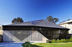 houses built on slopes home extension inhabitat green design innovation