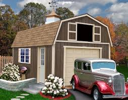 12 Car Garage by Tahoe Garage Kit Wood Garage Kit By Best Barns
