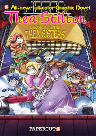 amazon com thea stilton graphic novels 7