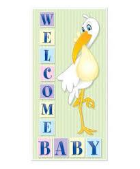 stork baby shower decorations baby shower decoration ideas lovetoknow