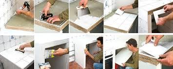 renovation plan de travail cuisine carrel renover plan travail cuisine renover plan travail cuisine renover