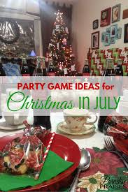 christmas in july 7 cool party game ideas for christmas in july paradise praises