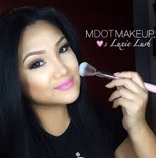 personal makeup classes luxiebeauty muse mdotmakeup talks inspiration and makeup luxie