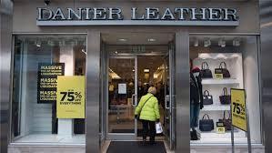 danier leather outlet danier leather closing sales start across canada article bnn