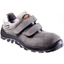 chaussure de securite de cuisine chaussure fermeture par bande scratch amagnétique jallatte