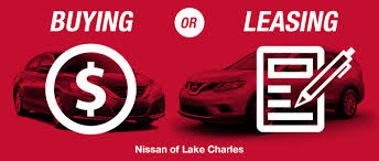 nissan finance novated lease buy or lease nissan of lake charles lake charles