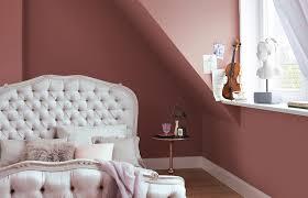 Farbe Stimmung Schlafzimmer Premium Wandfarbe Violett Rosé Violett Alpina Feine Farben