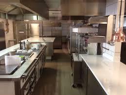 plan de travail cuisine professionnelle incroyable plans de travail cuisine sur mesure 4 cuisine