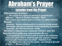 abrahams prayer for mercy on sodom setting the stage genesis