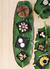 Leaf Table Runner Tropical Table Runner Ebay