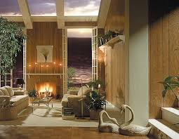 Updating Wood Paneling The 10 Most Endangered Features Of Midcentury Homes 2012 Report