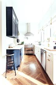modern galley kitchen ideas modern galley kitchen subscribed me