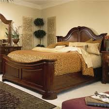 Mansion Bedroom King Traditional Mansion Bed By American Drew Wolf And Gardiner