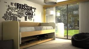 Desk Turns Into Bed Small Space Living Archives Hiddenbed World Wide