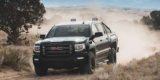 Ford Raptor Zombie Edition - gmc u0027s all terrain x pickup goes to war with ford raptor