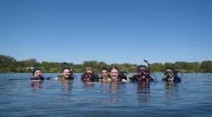 Iowa snorkeling images Landlocked scuba diving club diventures jpg
