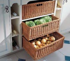 modern kitchen storage ideas 7 clever root vegetable drawers and bins for the kitchen root