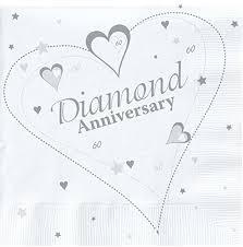 60th wedding anniversary invitations wedding anniversary invitations pack of 10 co uk