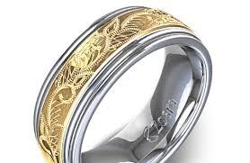 Mens Wedding Ring 2 by Splendid Photos Of 2 Wedding Rings Ceremony Astounding Wedding