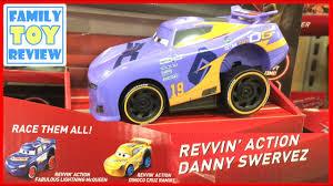 new cars 3 toys hunt revvin u0027 action danny swervez fabulous