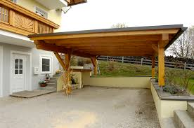 tiny wood carport built on your lot for car marvellous builders