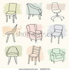 Types Of Armchairs Chair Stock Images Royalty Free Images U0026 Vectors Shutterstock