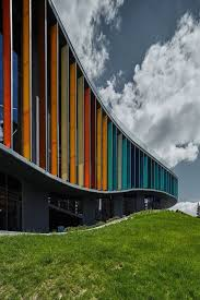 bureau ude structure 41 best colored architecture images on contemporary