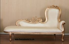 chaise solid wood frame throne sofa classical sectional french