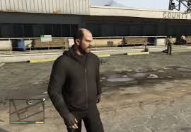 working a hair glitch for trevor maybe for m and f as well
