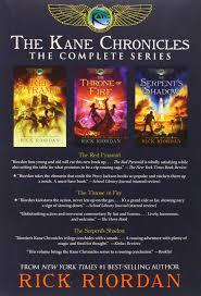 the kane chronicles the complete series rick riordan john rocco