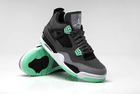 green glow 4 air 4 retro green glow nike insider on the hunt