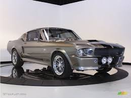 ford mustang 1967 shelby gt500 for sale 1967 grey metallic ford mustang shelby g t 500 eleanor fastback