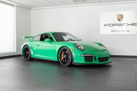 2015 porsche 911 gt3 for sale in colorado springs co p2805