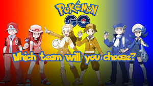 which team will you choose in pokémon go fev games