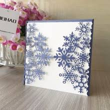 Wedding Invitations Prices Compare Prices On Snow Wedding Invitations Online Shopping Buy