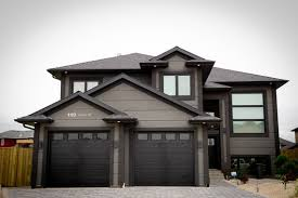 bi level house plans with attached garage house plans and layouts saskatoon decora homes ltd