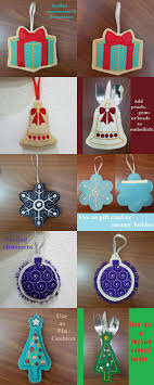 machine embroidery designs in the hoop festive ornaments and