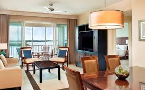 Two Bedroom by Ft Myers Hotels Two Bedroom Suite The Westin Cape Coral