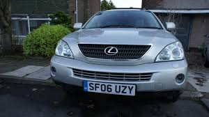 lexus used newcastle 2006 lexus rx400h se 3 3 petrol hybrid cvt 90 000 miles now sold